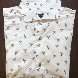 Zara slim fit dress shirt